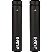 "Rode Microphones M5 Compact 1/2"" Condenser Microphone - Matched Pair"