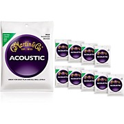 Martin M530 Phosphor Bronze Extra Light 10-Pack Acoustic Guitar Strings