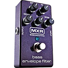 MXR M82 Bass Envelope Filter Effects Pedal