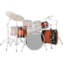 MAPEX Meridian Maple Go Large Pack (MPBF2218PK KIT)