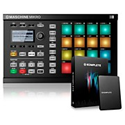 Native Instruments MASCHINE MIKRO MK2 with KOMPLETE 11