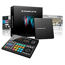 Native Instruments MASCHINE STUDIO with KOMPLETE 11