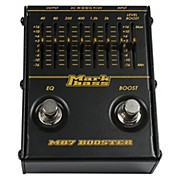 Markbass MB7 Booster 7-Band Bass Graphic EQ