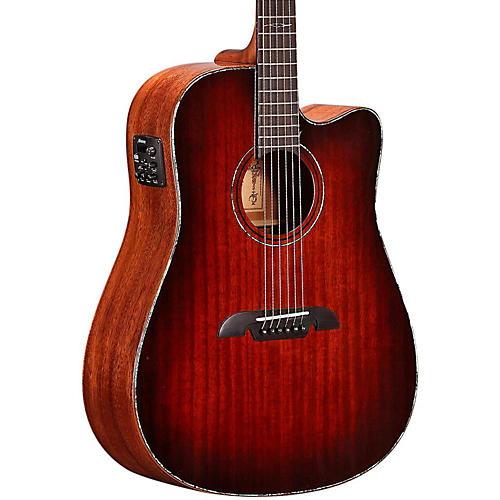 Alvarez MDA66CE Masterworks Dreadnought Acoustic-Electric Guitar-thumbnail