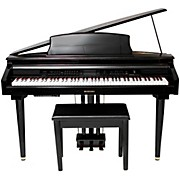 Suzuki MDG-300 Black Micro Grand Digital Piano