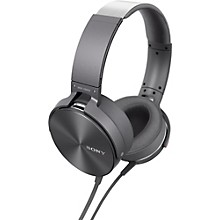 Sony MDRXB950AP/H Extra Bass Headphones With Mic/Remote