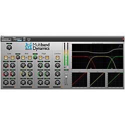 METRIC HALO Multiband Dynamics for Pro Tools AAX Software Download (1041-5)