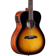Alvarez MF610ESB Folk Acoustic-Electric Guitar