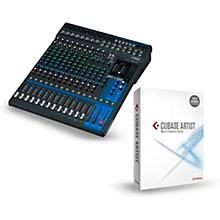 Yamaha MG16XU 16-Channel Mixer With Cubase Artist