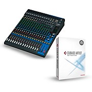 Yamaha MG20XU 20-Channel Mixer With Cubase Artist