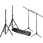 Musician's Gear MG280 PA Sound System Stand Kit
