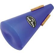 Mutec MHT113 True Tone Blue Polymer Trumpet Straight Mute
