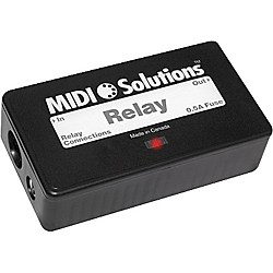 MIDI Solutions MIDI Solutions Relay (RELAY)