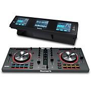 Numark MIXTRACK 3 DJ Controller with Dashboard 3-Screen Display