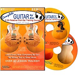 MJS Music Publications Complete Guitar by Ear (2 CDs) (CGE)