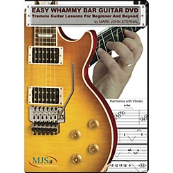 MJS Music Publications Easy Whammy Bar Guitar DVD (EZG Whammy)