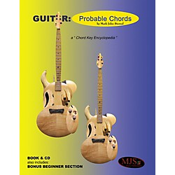 MJS Music Publications Guitar Probable Chords (Book/CD) (GPC)