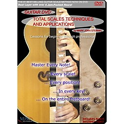 MJS Music Publications Total Scales Techniques And Applications DVD (DVD GTSTA)