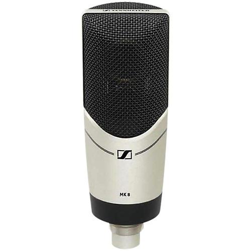 Sennheiser MK 8 Multi-Pattern Large Diaphragm Condenser Microphone-thumbnail