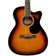 Mitchell MO120CESB Acoustic-Electric Cutaway