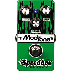 MODTONE MT-DS Speedbox Distortion Pedal (MT-DS)