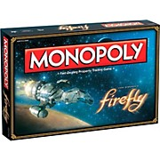 USAOPOLY MONOPOLY: Firefly Edition