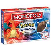 USAOPOLY MONOPOLY: Pokemon: Kanto Edition
