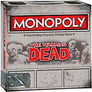 USAOPOLY MONOPOLY: The Walking Dead Survival Edition