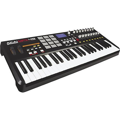 Akai Professional MPK49 Keyboard USB MIDI Controller-thumbnail