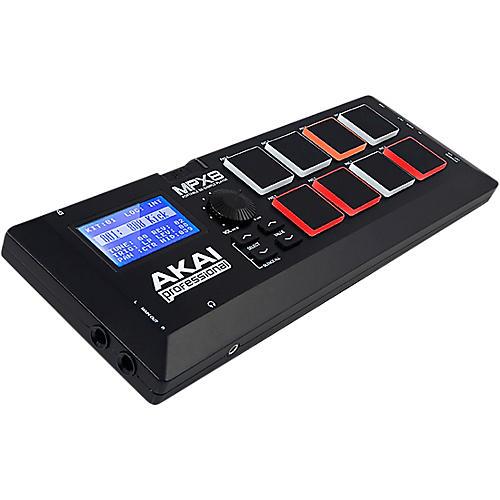 Akai Professional MPX8SD Sample Player-thumbnail