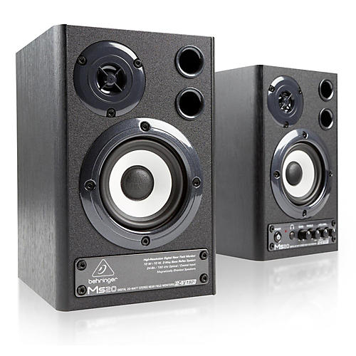 Behringer MS20 Digital Monitor Speakers (Pair)-thumbnail