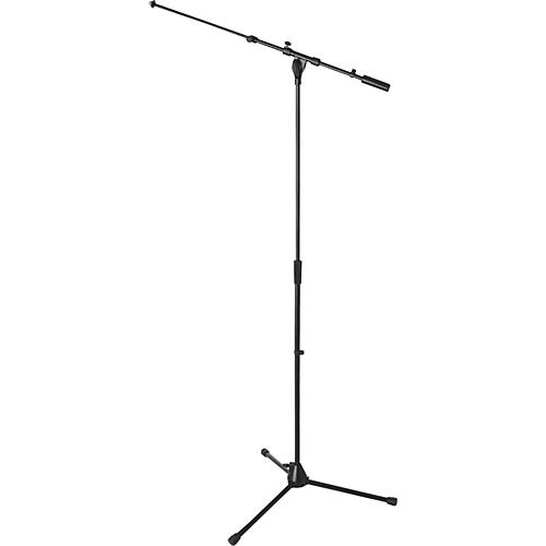 On-Stage Stands MS9701TB+ Heavy-Duty Tele-Boom Mic Stand-thumbnail