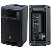 "Yamaha MSR100 8"" Powered Speaker"