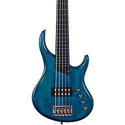 MTD Kingston Artist 5-String Fretless Bass Guitar (KA5EB-TB)