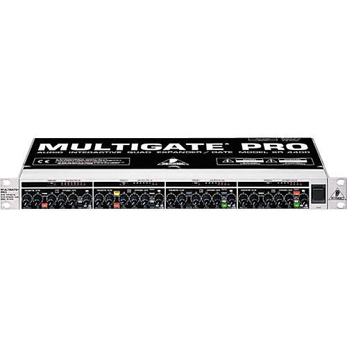 Behringer MULTIGATE PRO XR4400 Quad Expander/Gate-thumbnail