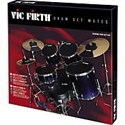Vic Firth MUTEPP3 Mute Prepack 3 - Complete Standard Kit