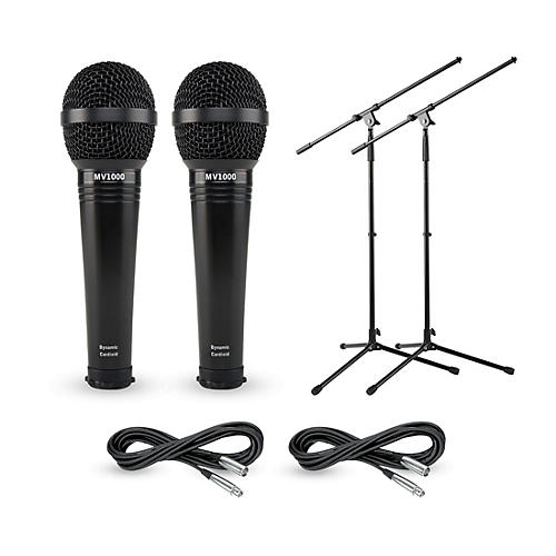 Gear One MV1000 with Cable and Stand (2-Pack)-thumbnail