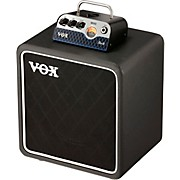 Vox MV50CR 50W Guitar Amp Head and BC108 25W 1x8 Speaker Cabinet