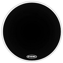 Evans MX2 Black Marching Bass Drum Head
