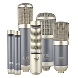 MXL 800 Series Microphone Bundle (MIC LOCKER BNDL)