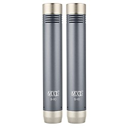MXL 840 Small Diaphragm Instrument Microphones (Pair) (MXL 840 PAIR)