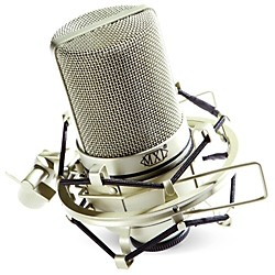 MXL 990 Condenser Microphone with Shockmount (MXL990)