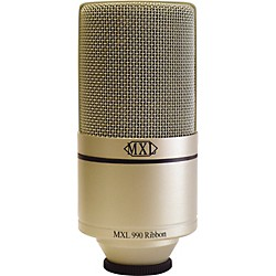 MXL 990 Ribbon Microphone (990 Ribbon)