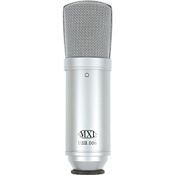 MXL USB-006 Powered Condenser Microphone (MXL-USB.006-273175)