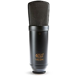 MXL V63M Condenser Studio Microphone with Shockmount (KIT772544)