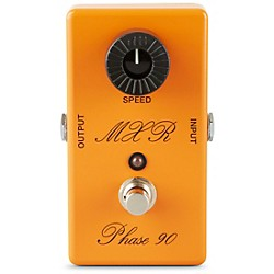 MXR CSP-101CL Script Logo Phase 90 with LED Guitar Effects Pedal (CSP101SL)