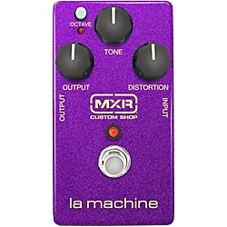 MXR Custom Shop LA Machine Fuzz Guitar Effects Pedal (CSP203)