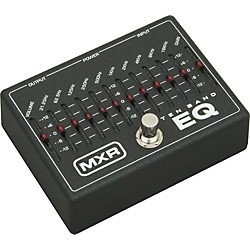 MXR M-108 Ten Band Graphic EQ (M108)
