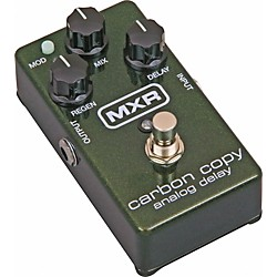 MXR M169 Carbon Copy Analog Delay Guitar Effects Pedal (M169)