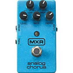 MXR M234 Analog Chorus Guitar Effects Pedal (M234)